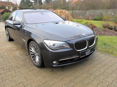 BMW Řada 7, 2013