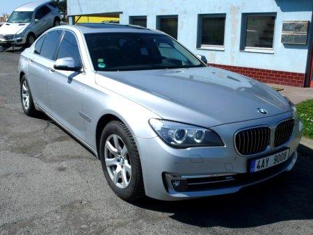 BMW Řada 7, 2014