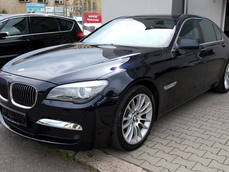 BMW Řada 7, 2012