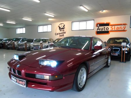 BMW Řada 8, 1991