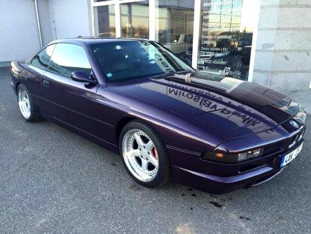 BMW Řada 8, 1993