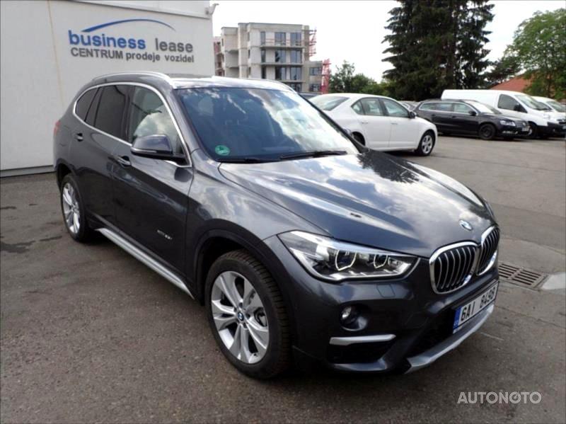 BMW X1, 2017 - celkový pohled