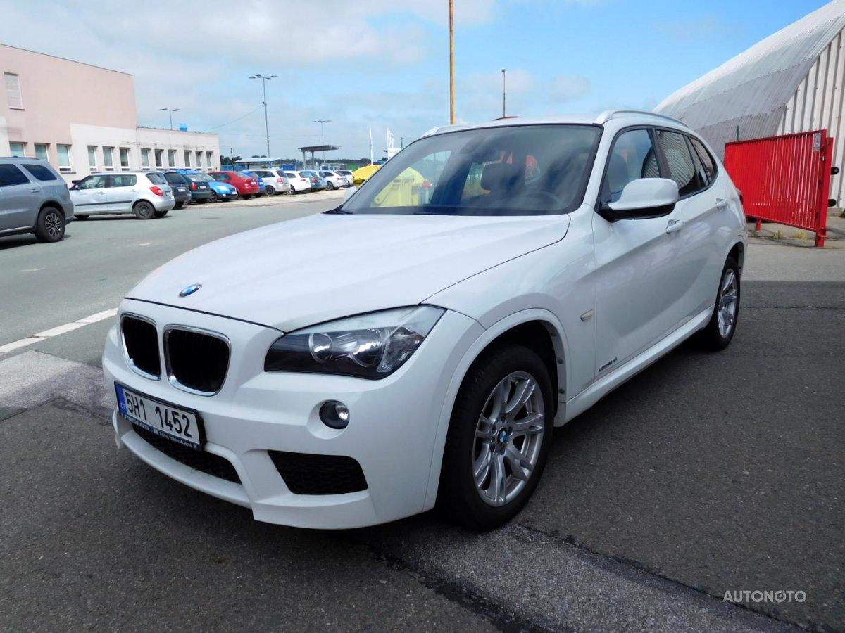 BMW X1, 2012 - celkový pohled