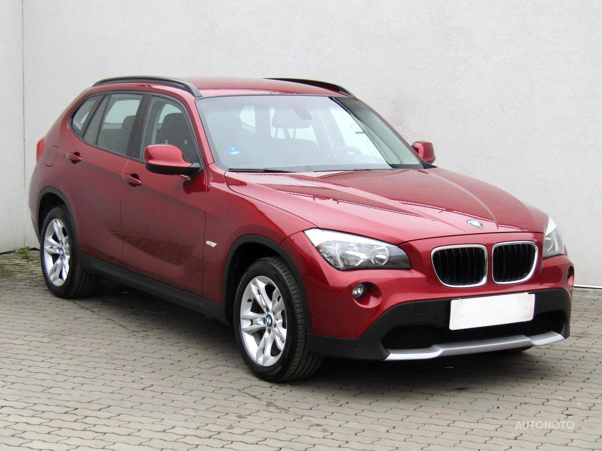 BMW X1, 2011 - celkový pohled