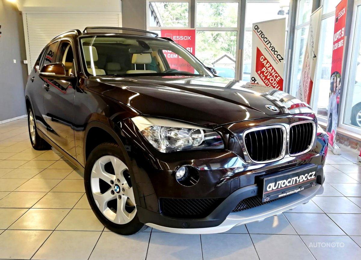 BMW X1, 2015 - celkový pohled