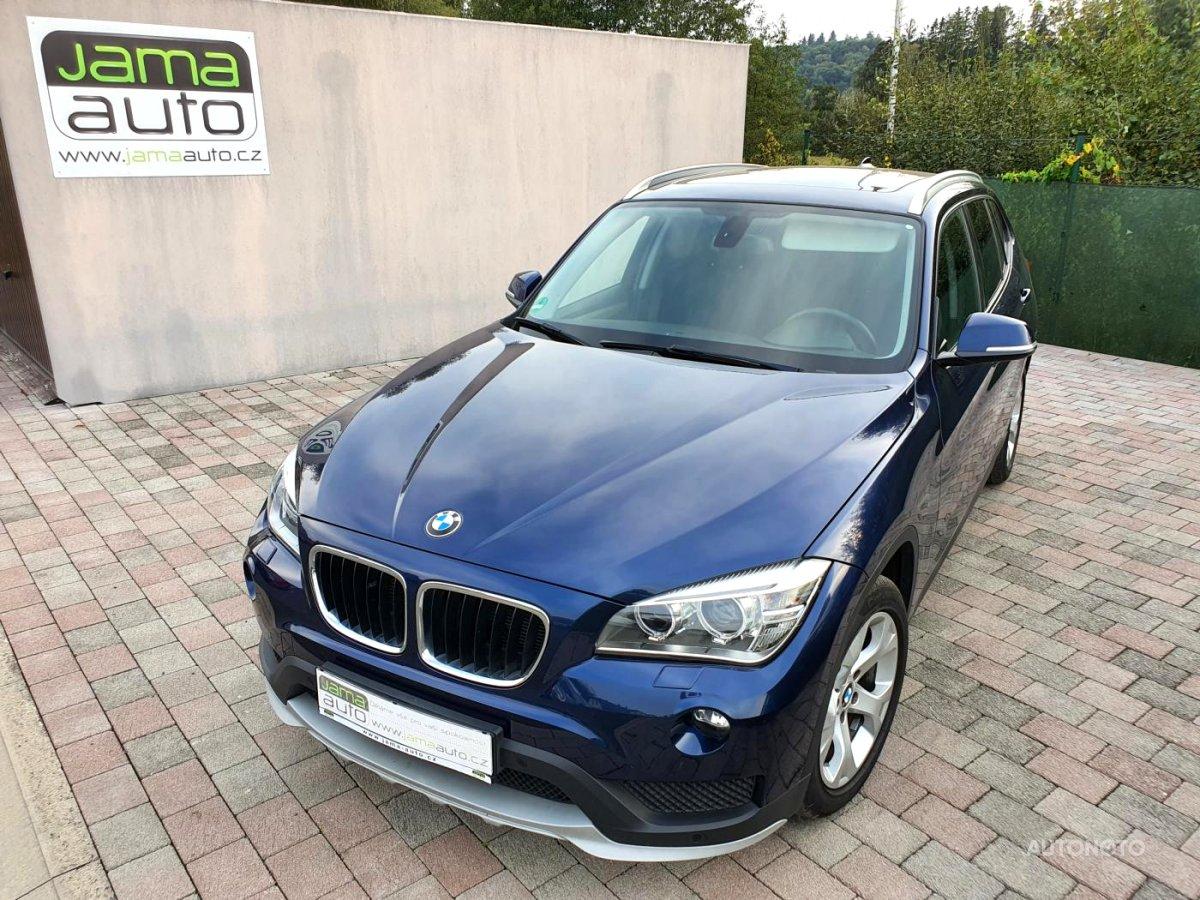 BMW X1, 2014 - celkový pohled