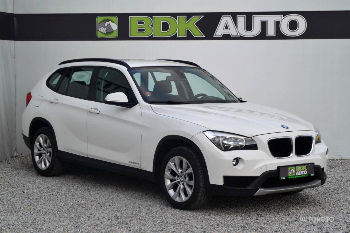 BMW X1, 2013 - celkový pohled