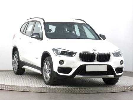 BMW X1, 2017