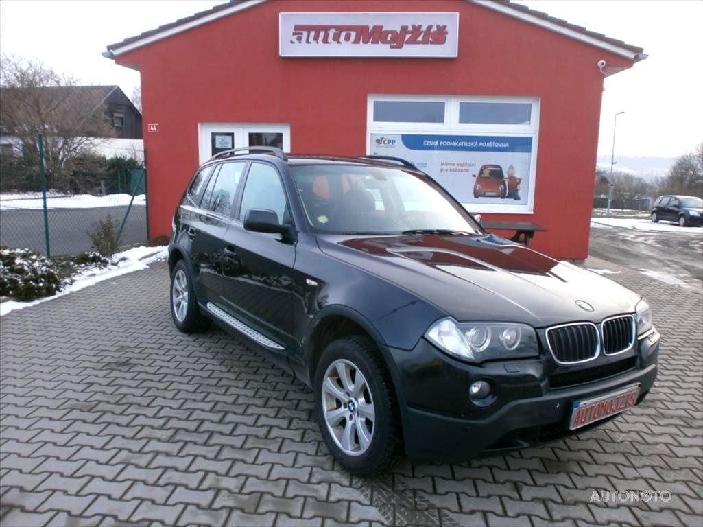BMW X3, 2008 - celkový pohled