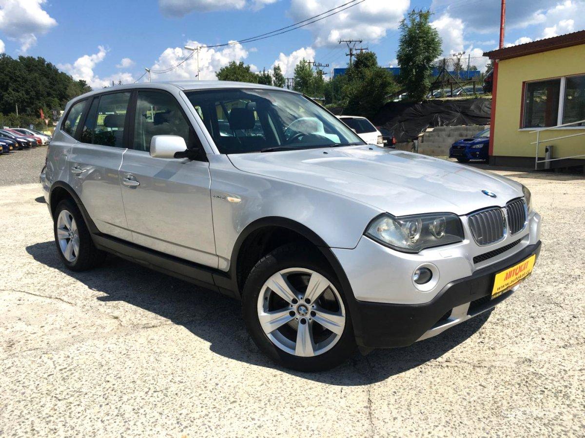 BMW X3, 2007 - celkový pohled
