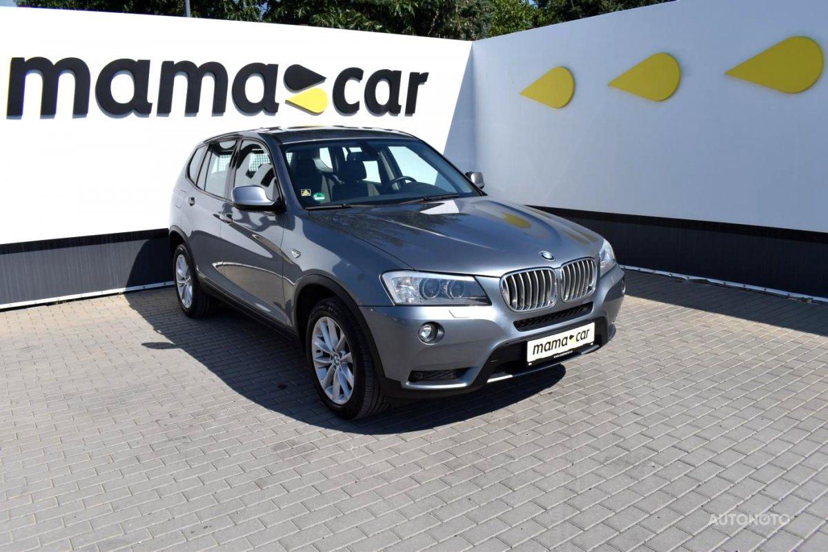 BMW X3, 2011 - celkový pohled