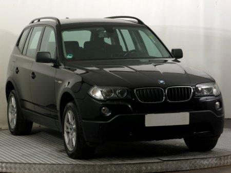 BMW X3 2.0 d,2007, 4X4,Serv.kniha,Xenony,Klima,Park.senzory