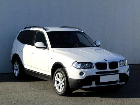 BMW X3, 2010