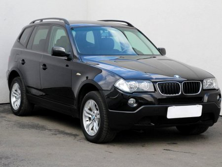 BMW X3, 2007