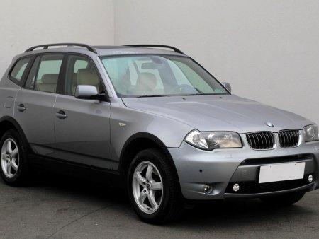 BMW X3, 2006
