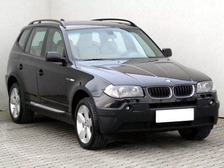 BMW X3, 2004