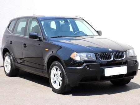 BMW X3, 2005