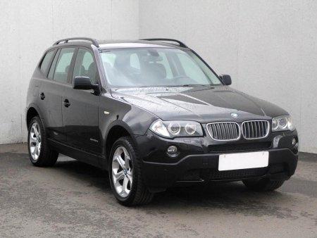 BMW X3, 2009