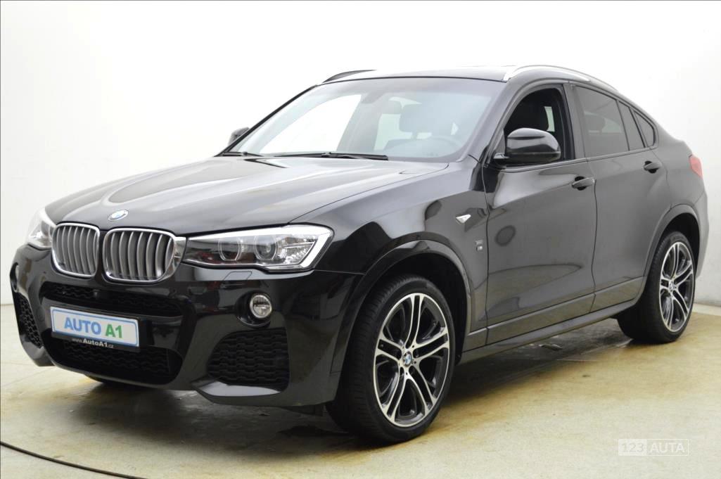 BMW X4, 2014 - celkový pohled
