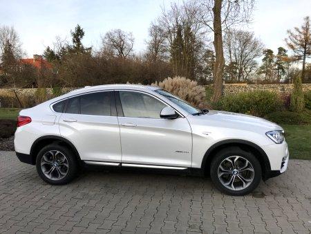 BMW X4, 2017