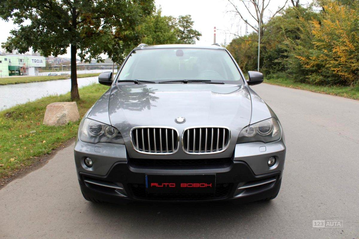 BMW X5, 2009 - celkový pohled