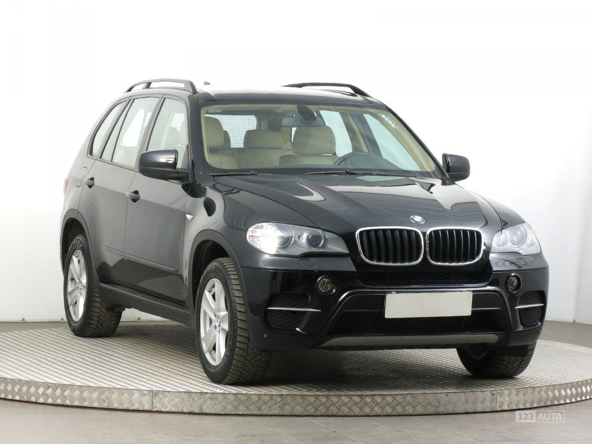 BMW X5, 2010 - celkový pohled