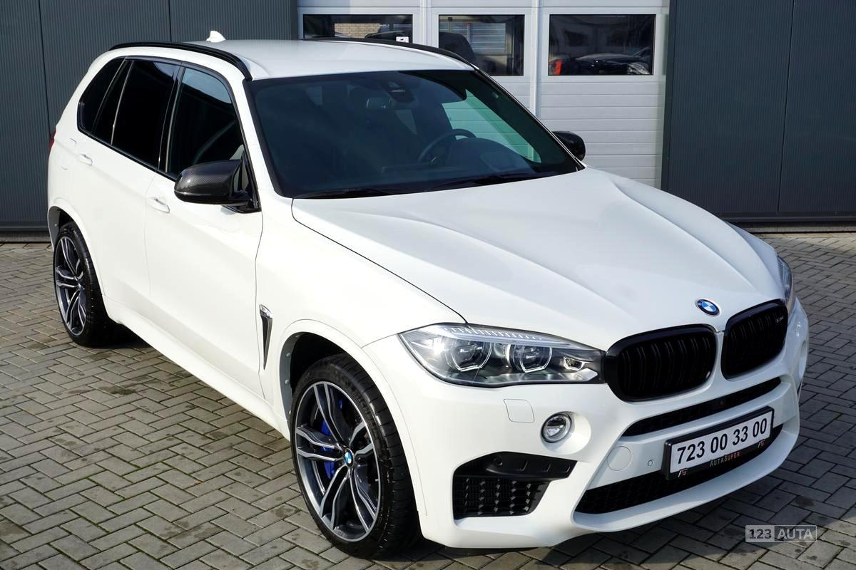 BMW X5, 2017 - celkový pohled