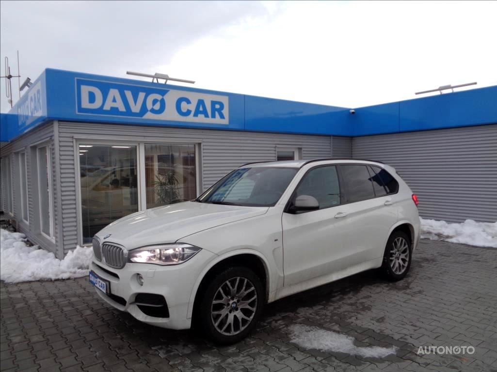 BMW X5, 2013 - celkový pohled
