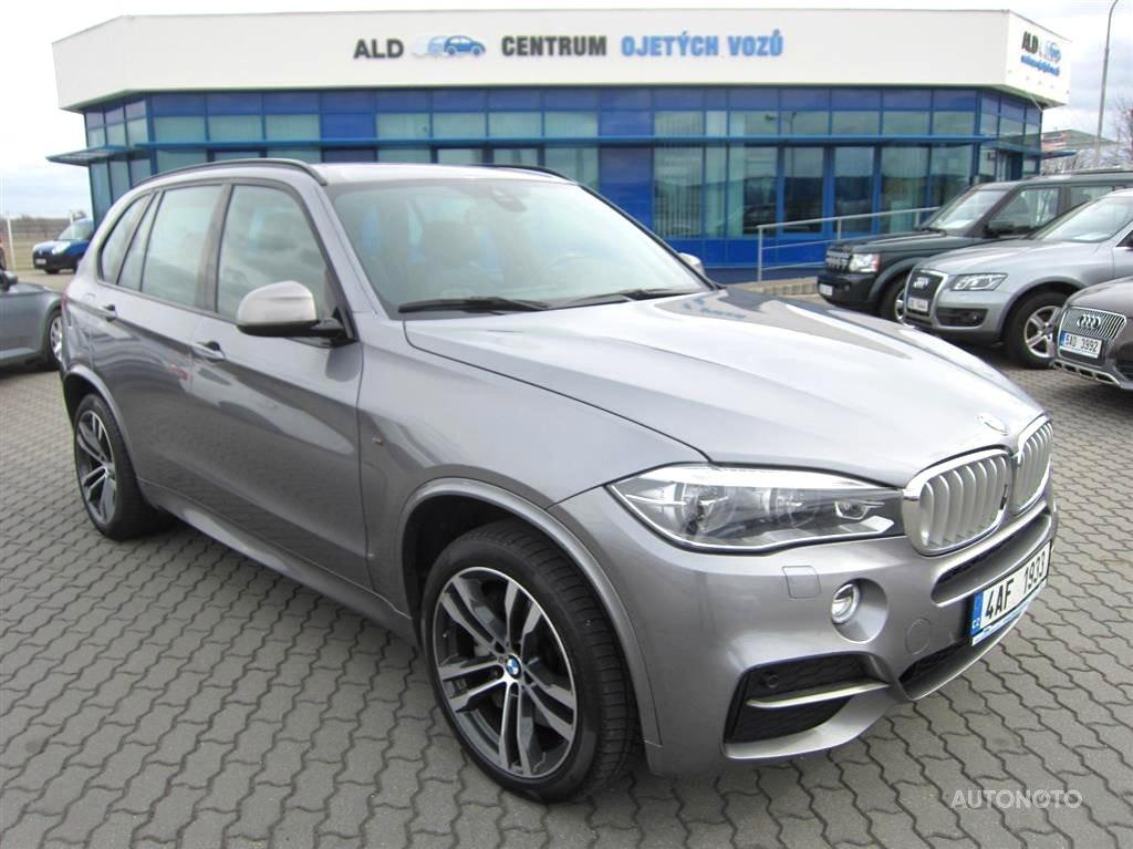 BMW X5, 2014 - celkový pohled