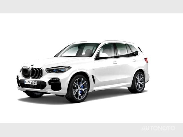 BMW X5, 2019 - celkový pohled