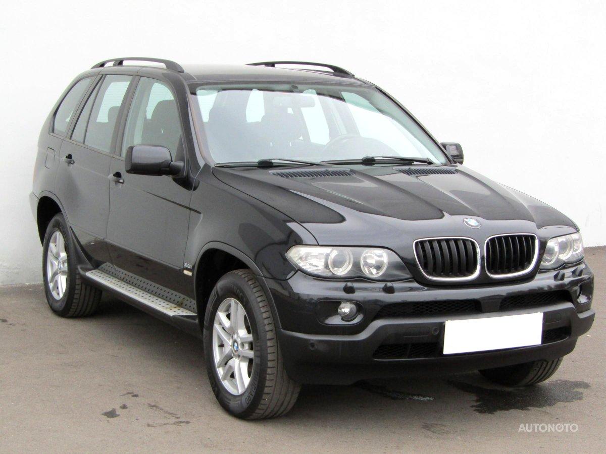 BMW X5, 2006 - celkový pohled