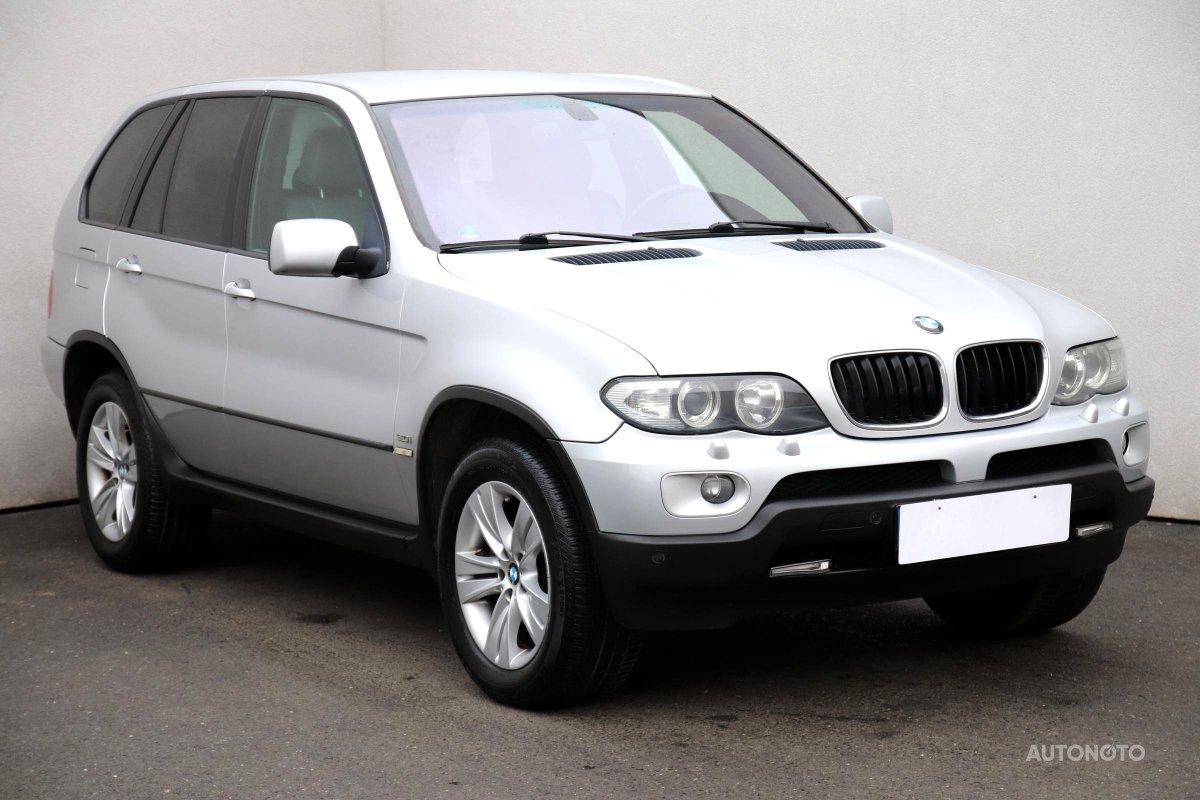 BMW X5, 2005 - celkový pohled