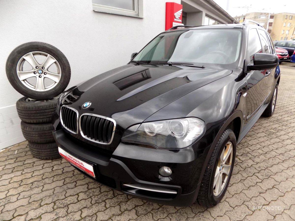 BMW X5, 2007 - celkový pohled