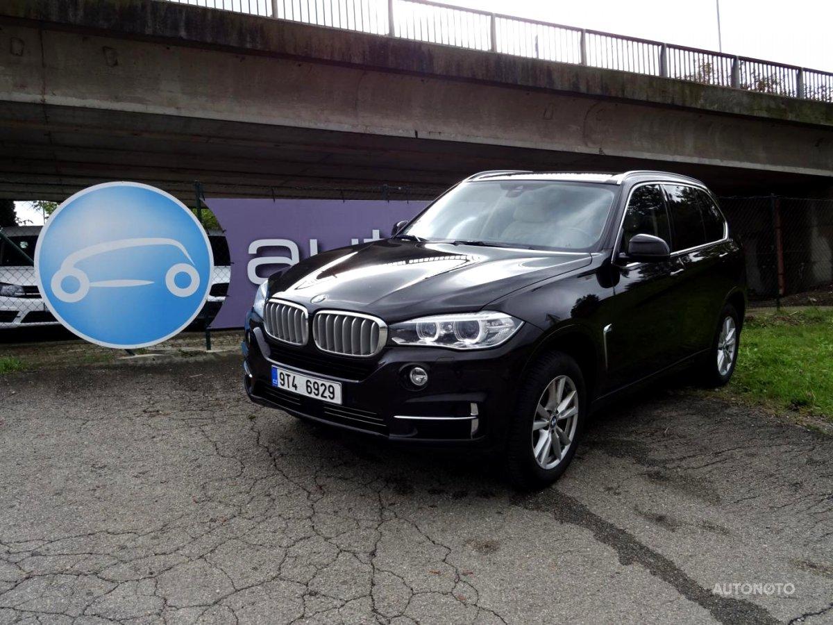 BMW X5, 2015 - celkový pohled