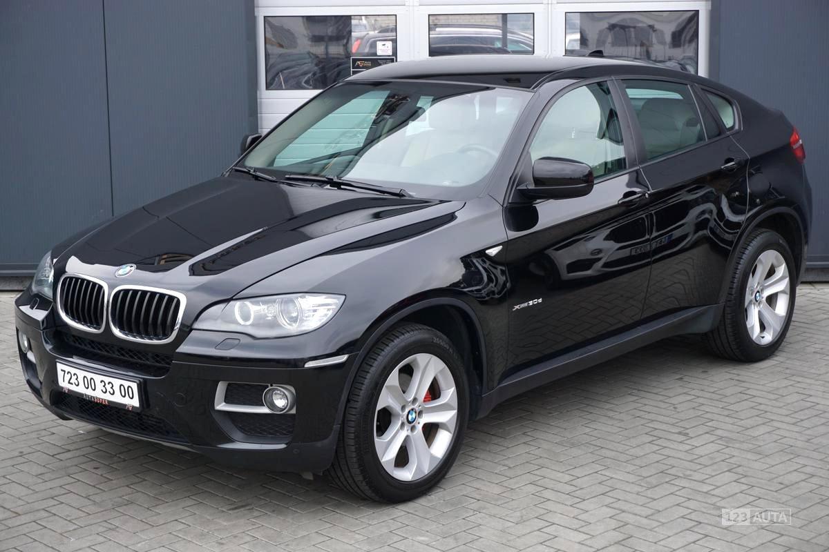 BMW X6, 2013 - celkový pohled