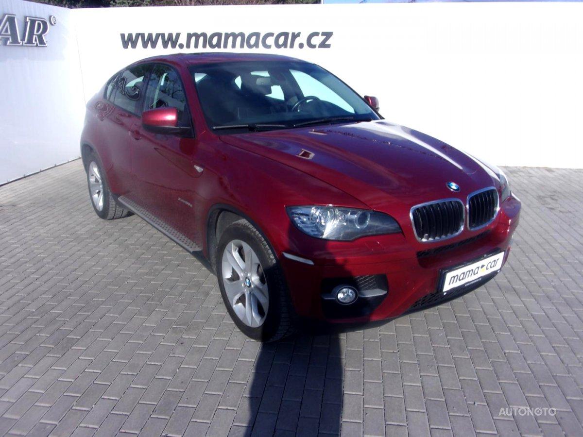 BMW X6, 2008 - celkový pohled