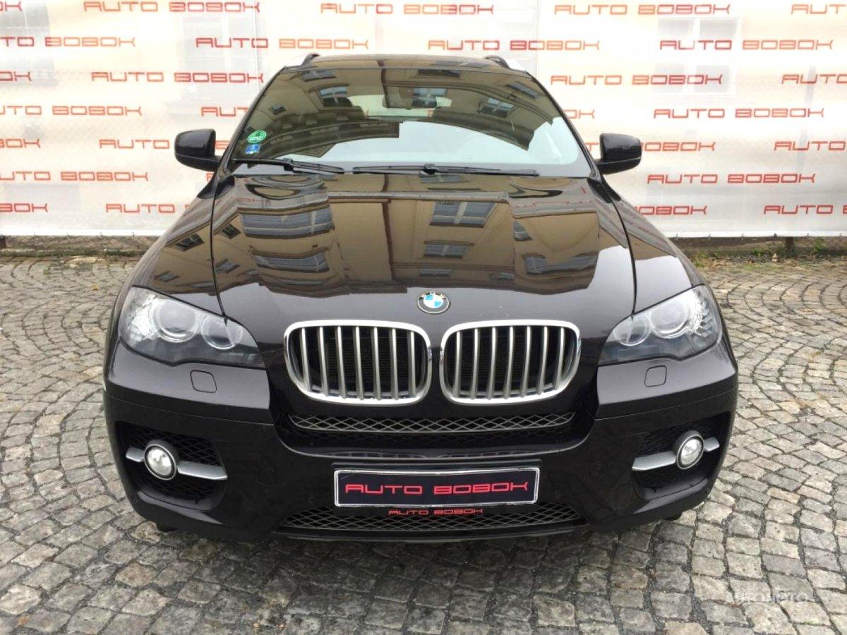 BMW X6, 2009 - celkový pohled