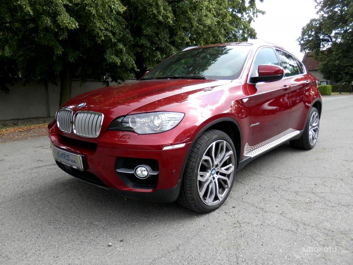 BMW X6, 2011 - celkový pohled