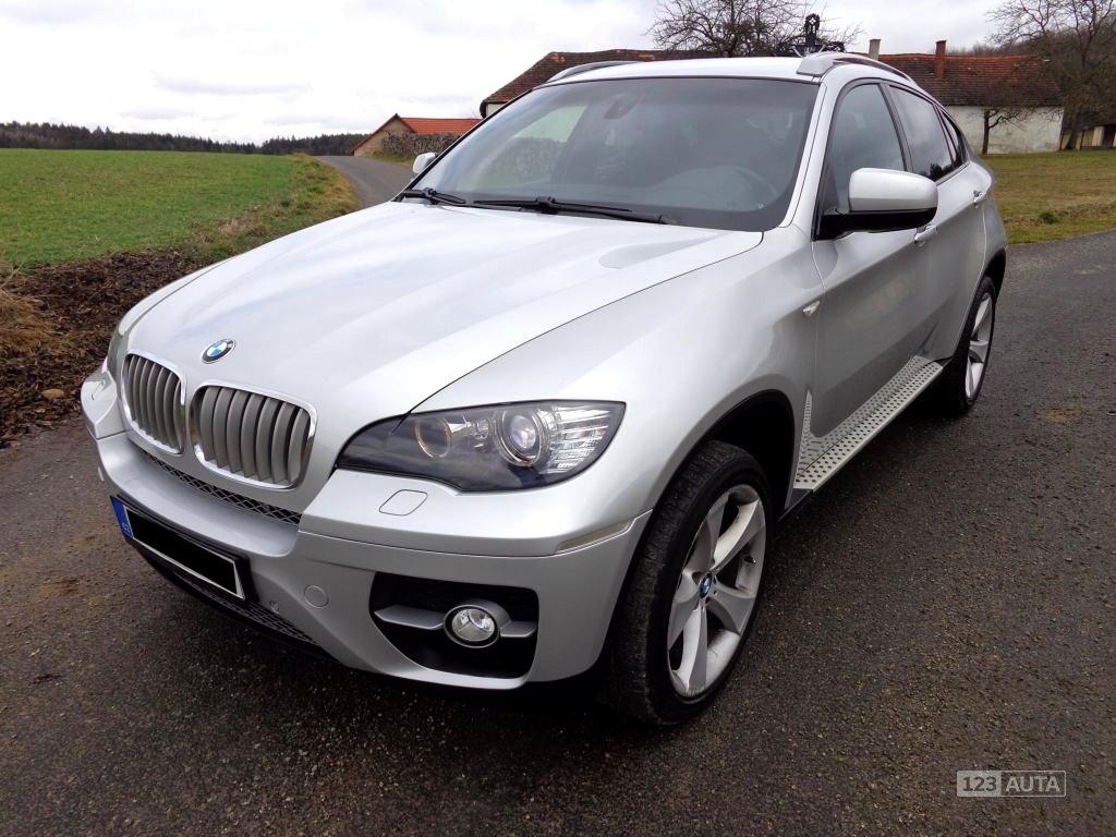BMW X6, 2010 - celkový pohled