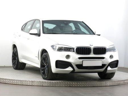 BMW X6, 2016