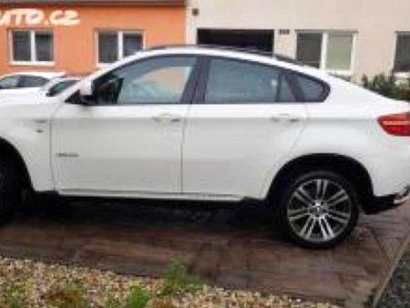 BMW X6, 2014