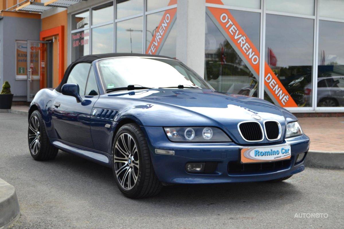 BMW Z3, 2002 - celkový pohled
