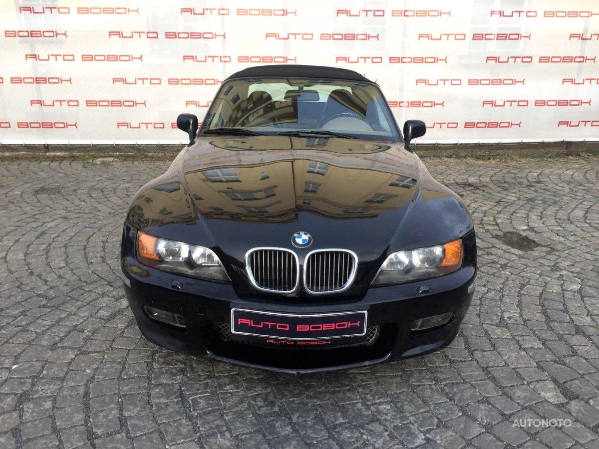 BMW Z3, 1997 - celkový pohled
