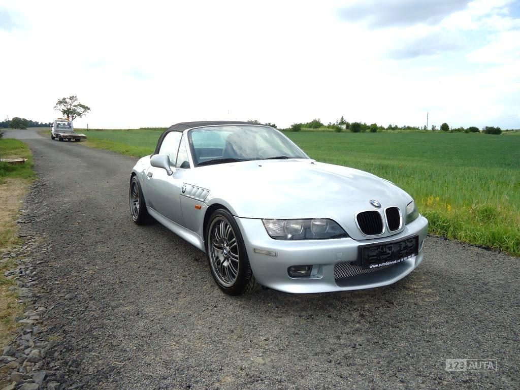 BMW Z3, 1999 - celkový pohled