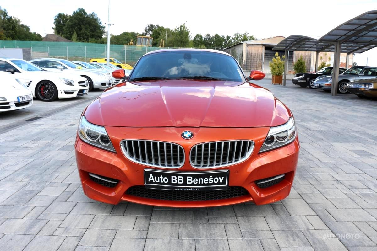 BMW Z4, 2015 - celkový pohled