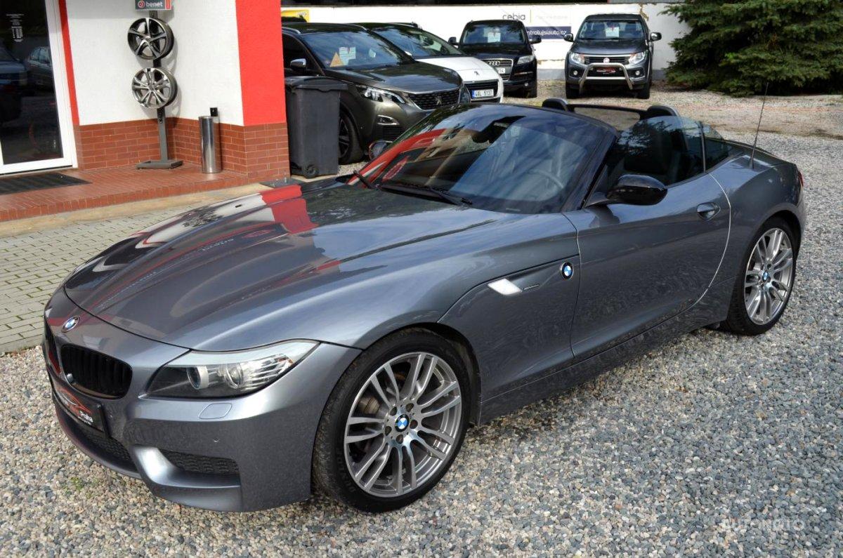 BMW Z4, 2012 - celkový pohled