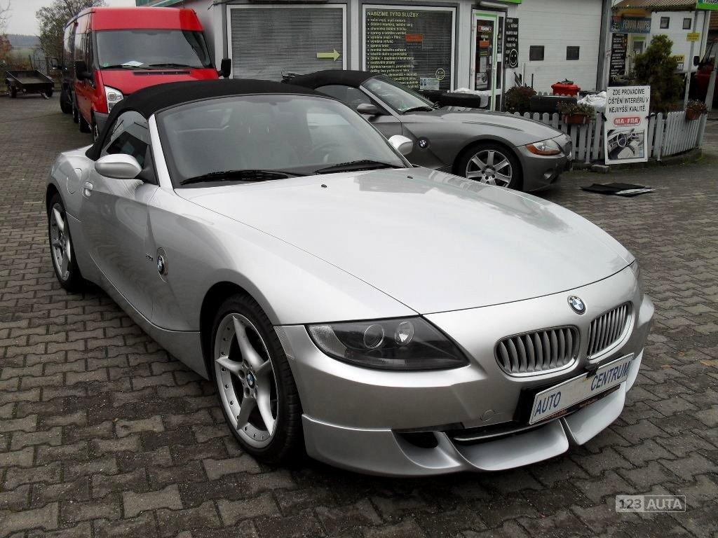 BMW Z4, 2007 - celkový pohled