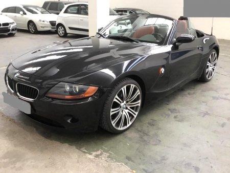 BMW Z4, 2003