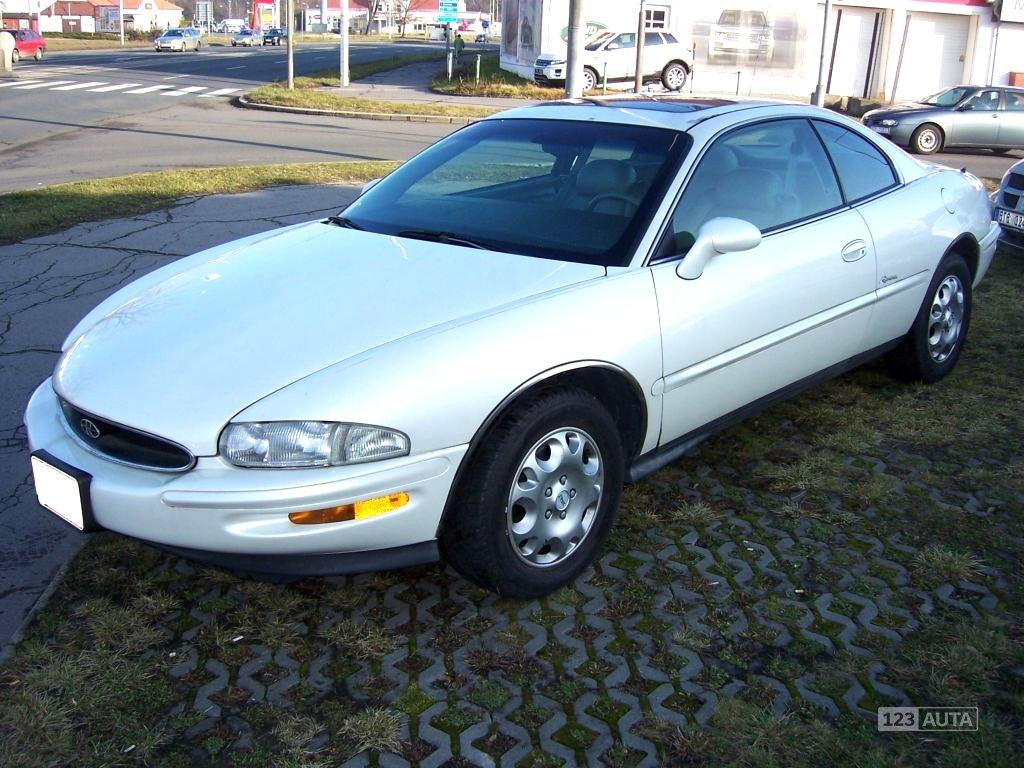 Buick Riviera, 1998 - celkový pohled