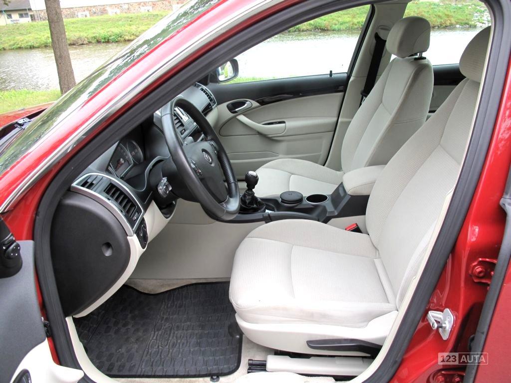 Cadillac BLS, 2007 - pohled č. 12